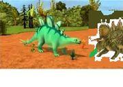 Sytegosaurus forest