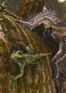 Microraptor xianlong