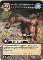 Opisthocoelicaudia-Swamp TCG Card