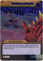 Quicksand TCG Card 1-Silver (French)