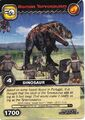 Torvosaurus-Roman TCG Card (German)