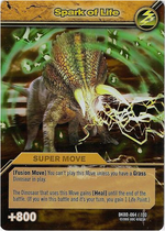 Spark of Life TCG Card 1-Gold