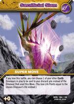 Sacrificial Slam TCG Card 1