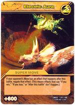 Electric aura TCG Card