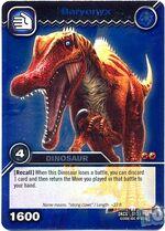 Baryonyx TCG card