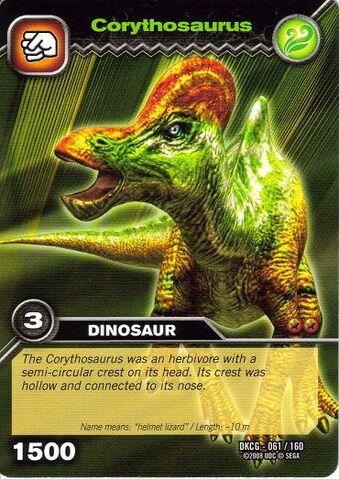 File:Corythosaurus TCG card.jpg