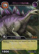 Stegosaurus TCG Card 2-Collosal