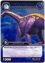 Dicraeosaurus TCG card