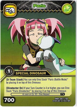 Parasaurolophus - Paris TCG Card 4-DKDS