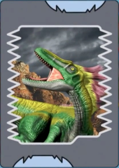 Image megaraptor dinosaur king fandom - Dinosaure king ...