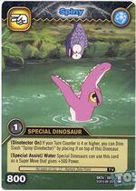 Spinosaurus - Spiny TCG Card 5-DKTA (French)