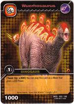 Wuerhosaurus TCG Card