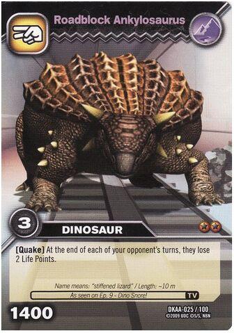 File:Ankylosaurus-Roadblock TCG Card.jpg