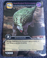Nodosaurus-Sure-footed TCG Card 1-Silver