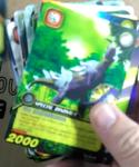DKJC Ace Dinotector TCG card