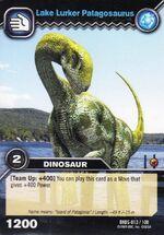 Patagosaurus-Lake Lurker TCG Card