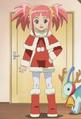 Dinosaur King Zoe Drake-Christmas Outfit