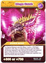 Mega Crush TCG Card