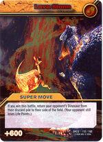 Lava Storm TCG Card 1-Silver