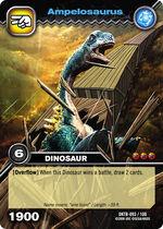 Ampelosaurus TCG card