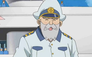 Captain Mackerel
