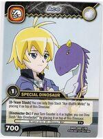 Carnotaurus - Ace TCG Card 4-DKDS