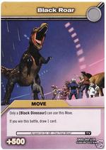 Black Roar TCG Card