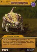 Deep Canyon TCG Card 1-Gold