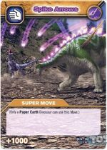 Spike Arrows TCG Card 2 (French)