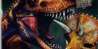 Dinosaur King TCG - Series 4: Black Dinosaur Rampage