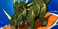 Dinosaur King episode 8