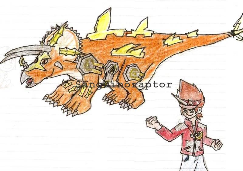 Dinosaur King Adventure Revives List Of Characters