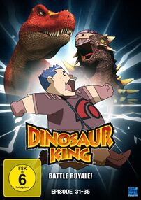 Dinosaur king dvd 7