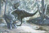 Euoplocephalus vs Albertosaurus