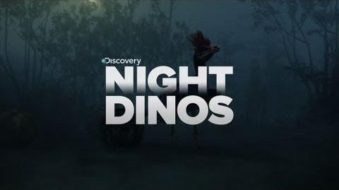 DANGER Attack of the Nighttime Dinosaur!