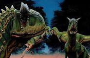 Carnotaurus scene
