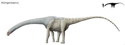 Atsinganosaurus by hyrotrioskjan-d41tw5u
