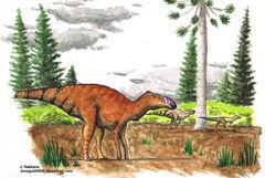 Orthomerus telmatosaurus dolloi by jonagold2000-d9xygzj.jpg