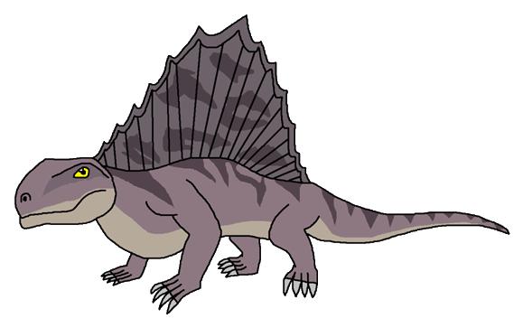 File:Dimetrodon JW.png
