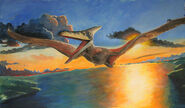 Pteranodon by jaredr122