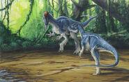 Cryolophosaurus-Todd-Marshall