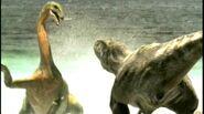 Therizinosaurus vs tarbosaurus
