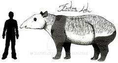 Megatapirus augusta by kawekaweau-d11v3o1.jpg