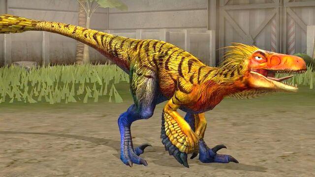 File:PyroraptorJurassicWorld.jpg