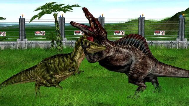 File:Spino VS T.Rex Round 2