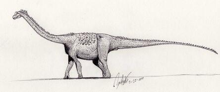 Uberabatitan by palaeozoologist-d33gnrk