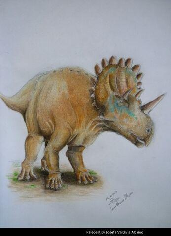 File:Regaliceratops peterhewsi by josefavaldiviat rex-d9kdfmf.jpg