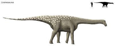 Lirainosaurus by hyrotrioskjan-d41b55j
