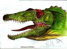 Suchosaurus cultridens by teratophoneus-d4wz4el