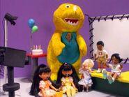 Scary Barney